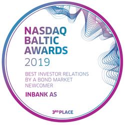 Inbank (bond market newcomer)